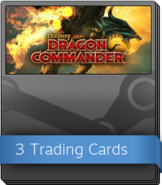 Divinity Dragon Commander Booster Pack