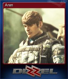 Dizzel Card 1