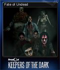 DreadOut Keepers of The Dark Card 7