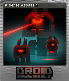 Droid Assault Foil 5