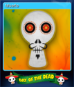 Forgotten Tales Day of the Dead Card 14