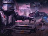 Halo: Spartan Assault - Spartan Palmer