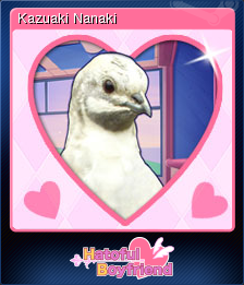 Hatoful Boyfriend Card 3