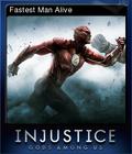 Injustice Gods Among Us Card 6