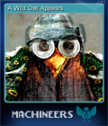 Machineers - Episode 1 Tivoli Town Card 6