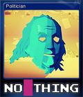 NO THING Card 2