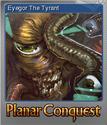 Planar Conquest Foil 09