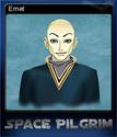 Space Pilgrim Episode III Delta Pavonis Card 1