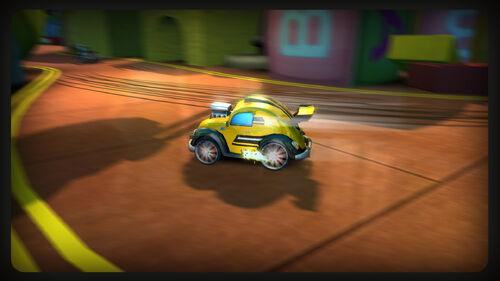 Super Toy Cars Artwork 6