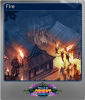 Tales of the Orient The Rising Sun Foil 7