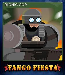 Tango Fiesta Card 4