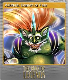 The Book of Legends Foil 1