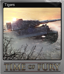 Time of Fury Foil 7