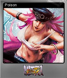 Ultra Street Fighter IV Foil 07