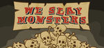 We Slay Monsters Logo