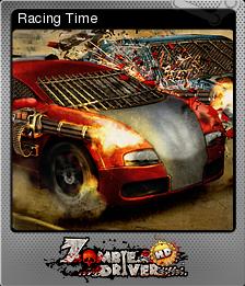 Zombie Driver HD Foil 2