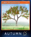 Autumn Card 1