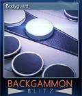 Backgammon Blitz Card 4