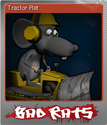 Bad Rats Foil 1