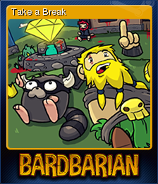 Bardbarian Card 2