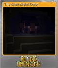Beyond Dimensions Foil 6
