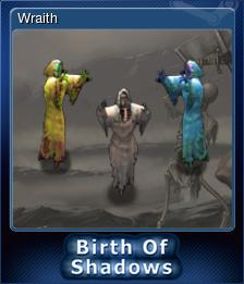 Birth of Shadows Card 10