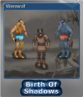 Birth of Shadows Foil 09