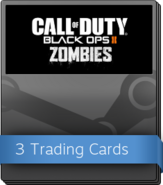 Call of Duty Black Ops II Zombies Booster