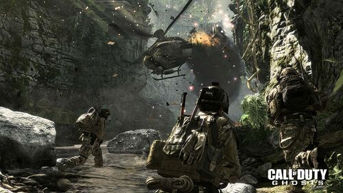 Call of Duty Ghosts Multiplayer Artwork 02