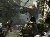 Call of Duty: Ghosts - Multiplayer - Jungle Ghost