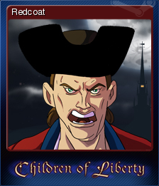 Children of Liberty Card 02