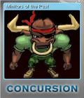 Concursion Foil 4