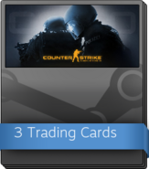 Counter-Strike Global Offensive Booster Pack