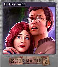 Enigmatis The Mists of Ravenwood Foil 2