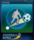 Football Tactics Card 04