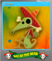 Forgotten Tales Day of the Dead Foil 10