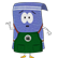 Fractured But Whole Emoticon towelie