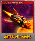 Jets'n'Guns Gold Foil 4