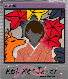 Koi-Koi Japan Foil 7