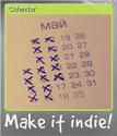 Make it indie Foil 2