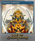 Might & Magic Duel of Champions Foil 5