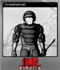 OMG Zombies Foil 6