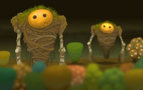 PixelJunk Monsters Ultimate Artwork 9