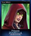 Princess Isabella The Rise of an Heir Card 2