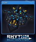 Rhythm Destruction Card 6
