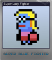 Super Blue Fighter Foil 2
