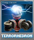 Terrorhedron Foil 5