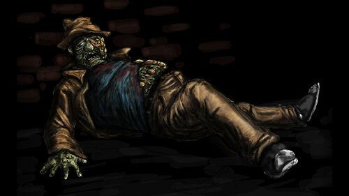 Trapped Dead Artwork 1