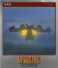 Uprising Join or Die Foil 6