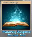 Withering Kingdom Arcane War Foil 4